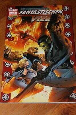 Comic # Die ultimativen fantastischen Vier # Sonderband 01 # 2007 # Marvel