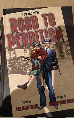 Road to Perdition Era mio padre Panini comics