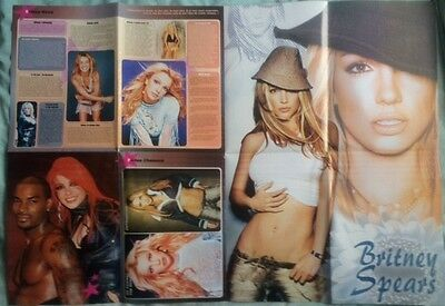 BRITNEY SPEARS Star Plus Collector No 8 French Postermag