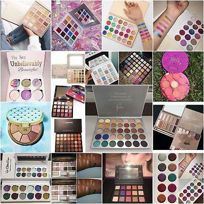 MORPHE EYE SHADOW CLEOF Unicorn Glitter  Palette LIPSTICK Eyeshadow GIFTPACK KIT