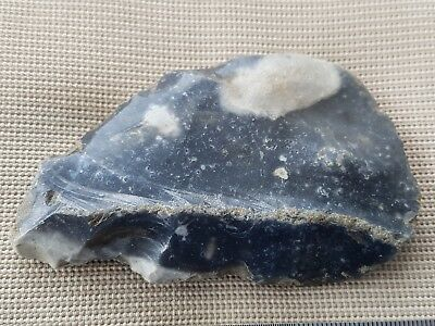 Ancient time knapped Neolithic flint axe head superb. found in Yorkshire Uk L31i