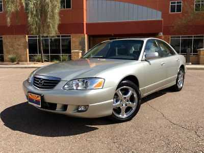 2001 Mazda Millenia SUPERCHARGED MILLER CYCLE 'S' 2001 MAZDA MILLENIA S-MILLER CYCLE SUPERCHARGED-RUST FREE CA CAR-58K-NO RESERVE!