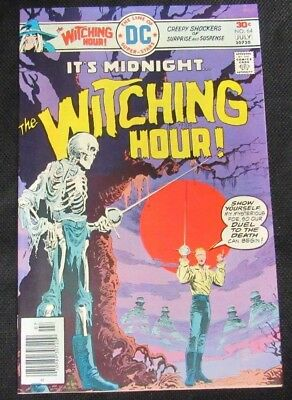 Witching Hour #64 (1976) Nice DC Bronze Age NM 9.2-9.4 CA916