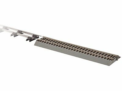 "S Lionel 6-49858 - S Gauge Af Transition Track 5"" - New"