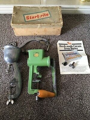 Vintage Spong & Co Meat Mincer/ Grinder