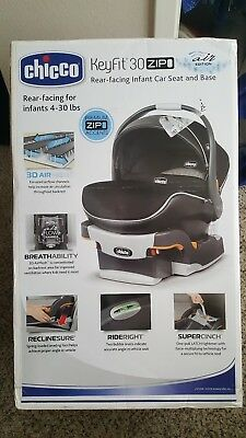 Chicco,car seat for infant ,keyfit 30,  zip,  infant car seat, 3 to 30 lbs. baby