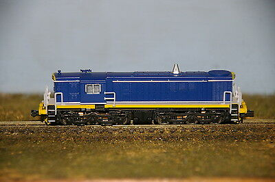 NSWGR - 48 Class Mark 2 - Freight Rail / Pacific National Locomotive - N Scale