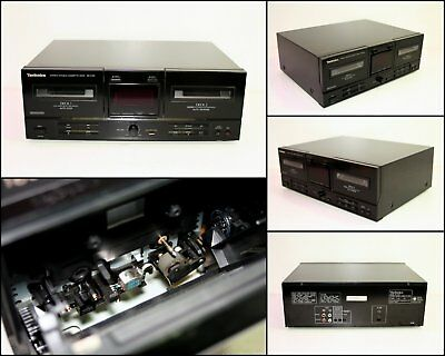 Technics RS-X120 Stereo Double Cassette Deck