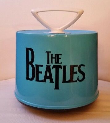 Beatles Custom Disk-Go Record Carrying Case 45RPM