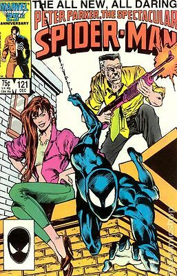 Spectacular Spider-Man #121 (1986) Marvel Comics