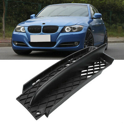 For BMW E90 04-07 Plastic Car Lower Front Left Mesh Grille Grill Trim Cover