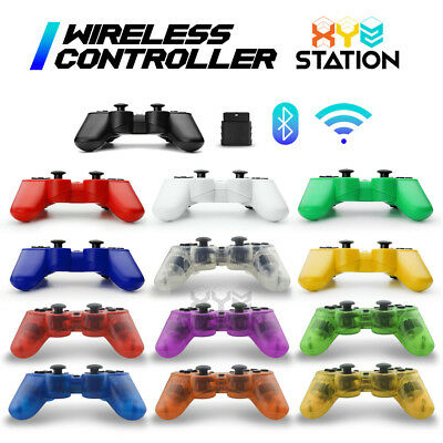 NEW Wireless Game Controller 2.4GHz Gamepad Joypad For PS2