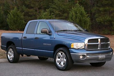 2004 Dodge Ram 1500 SLT 2004 RAM 1500. NON REBUILDABLE TITLE. ALL PWR ,157K MILES,NO RESERVE,
