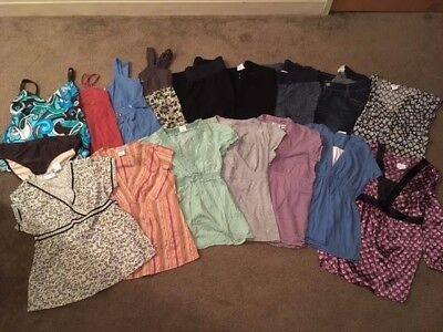 Maternity Lot Size Medium All Name Brand! *Sweet deal must see!* 17 Pieces!