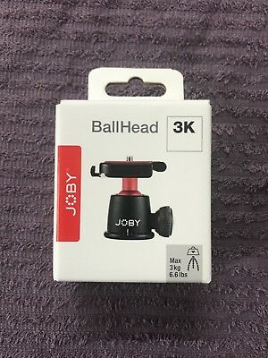 Joby Ballhead for the Gorillapod SLR-ZOOM BNIB FREE SHIPPING !