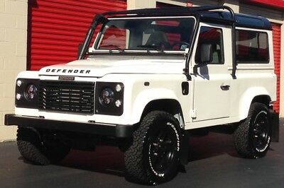 1992 Land Rover Defender 90 Hard Top Land Rover Dedender 90