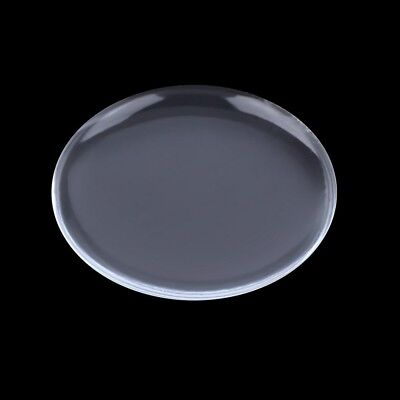 300pcs 1 inch Transparent Dome Circle Epoxy Stickers For Bottle Cap Crafts WS