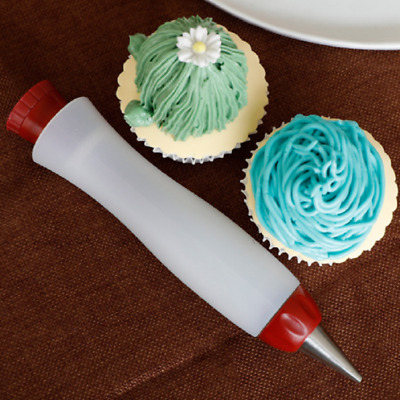 Pastry Icing Piping Bag Nozzle Cake Decorating  Pen  Fondant Cake Tool