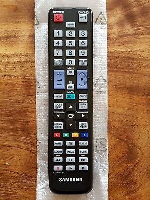 Genuine SAMSUNG Smart TV Remote AA59-00478A For Samsung Smart TV's - Brand New