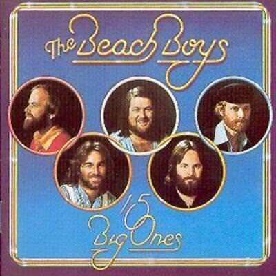 15 Big Ones/Love You by The Beach Boys (CD, Aug-2000, Capitol)