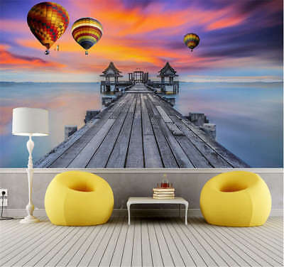 Dramatic Tall Castle 3D Full Wall Mural Photo Wallpaper Printing Home Kids Decor