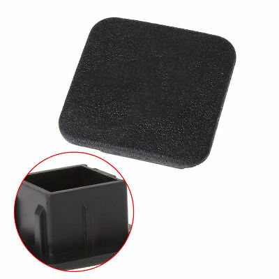 "1-1/4 Inch (1.25"") Universal Class I and Class II Black Trailer Hitch Cover Plug"