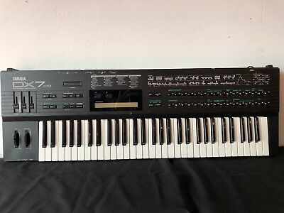 Yamaha DX7IID 2D Classic Vintage Digital FM Synthesiser Serviced Exc. Condition