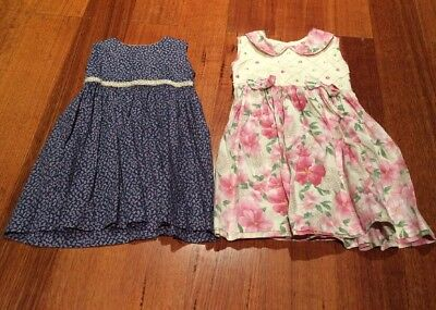 Two Beautiful Brand New Hand Made Dresses