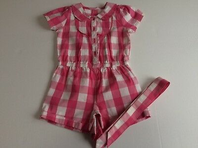 Baby Girl's Playsuit (Matalan) 6-9 Months
