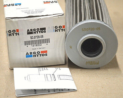 Argo Hytos Hydraulik Filter S3.0720-05 Filterelement 1618002