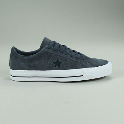 bf7e0c0f76c6 CONVERSE CONS SAGE Pro OX Shoes Trainers New in Dolphin Size UK size ...
