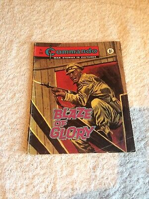 Very Early  High Grade Commando Comic Number  299