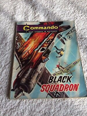 Very Early  High Grade Commando Comic Number  281