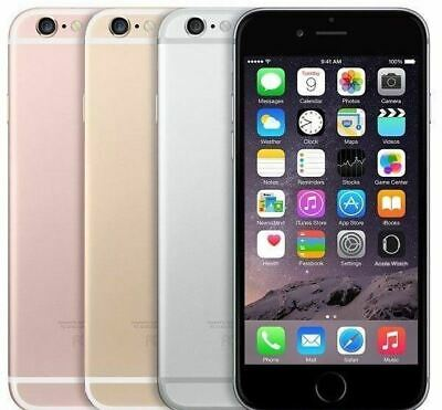 Apple iPhone 6s 16/64/128GB GSM Factory Unlocked iOS AT&T T-Mobile All Colors B