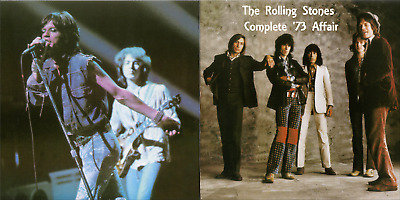 The Rolling Stones - Complete '73 Affair (CD)
