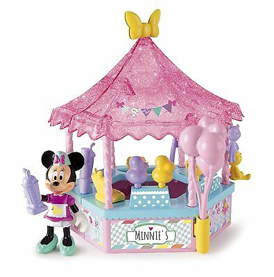 Disney Junior Minnie Mouse Minnie Sweets And Fun Fair Stall Toy -3+ Years