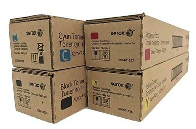 Xerox Docucolor 550/560/570/C60/C70 006R01524/1523/1522/1521 METERED CYMK