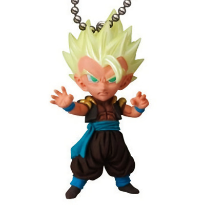 Dragon Ball Super UDM Burst 32 Son Goku Fision Capsule Mascot Swing Key Chain