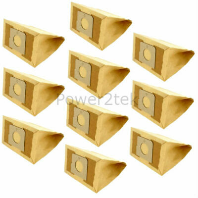 10 x TB33 Dust Bags for LG VCR560 Vacuum Cleaner NEW
