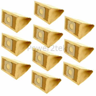 10 x TB33 Dust Bags for LG VCR583ST Vacuum Cleaner NEW
