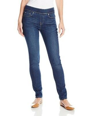 New Levi's Women's Perfectly Slimming Pull-On Skinny Jeans