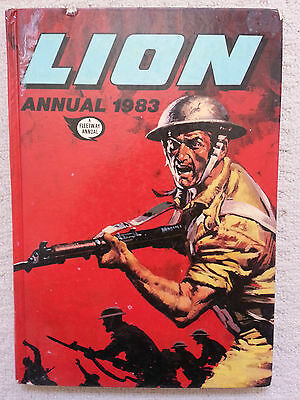 Lion Annual 1983  Unclipped