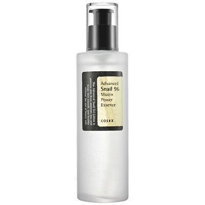 COSRX Advanced Snail 96 Mucin Power Essence 100ml + Free Sample *UK Seller*