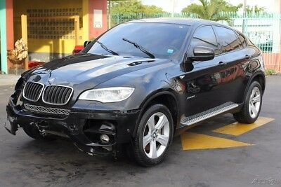 2013 BMW X6  2013 Bmw X6 CLEAN TITLE Wrecked Damage NOT SALVAGE fixer damaged repairable fix