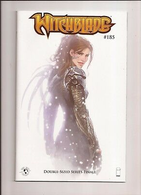 Witchblade #185 Nm Stjepan Sejic Variant Series Finale Htf Rare Top Cow Image