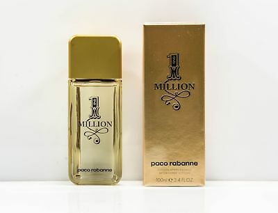 Paco Rabanne One 1 Million After Shave Lotion 100 ml Neu OVP