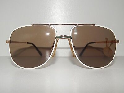 """""""lacoste""""trendy Vintage Aviator Sunglasses.*never Used*old Stock*"""