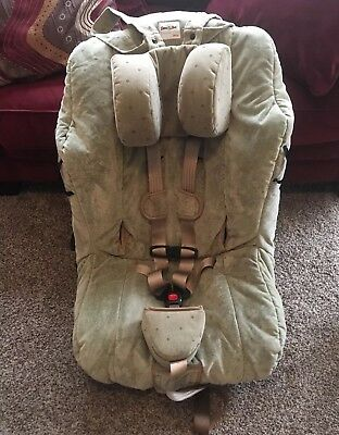 Snug Seat Britax Traveller Plus Special Needs Child Safety Car Seat 22-105pounds