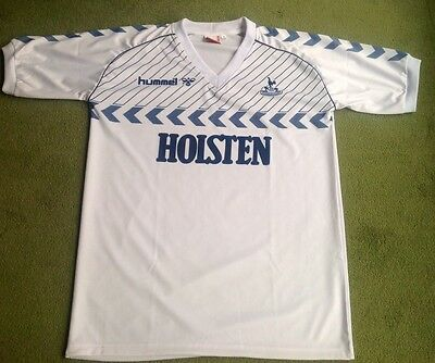 Tottenham Retro 1985-1987 Home Shirt New White All Sizes/Sleeves