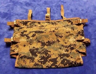 """NEW"" Genuine USMC MARPAT Gen 2 Radio Pouch Utility Pouch for ILBE Main Pack"